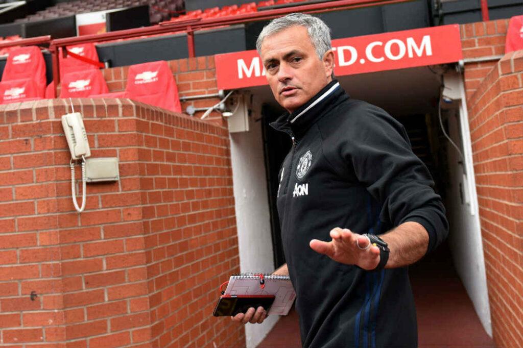 Jose Mourinho - Manchester United