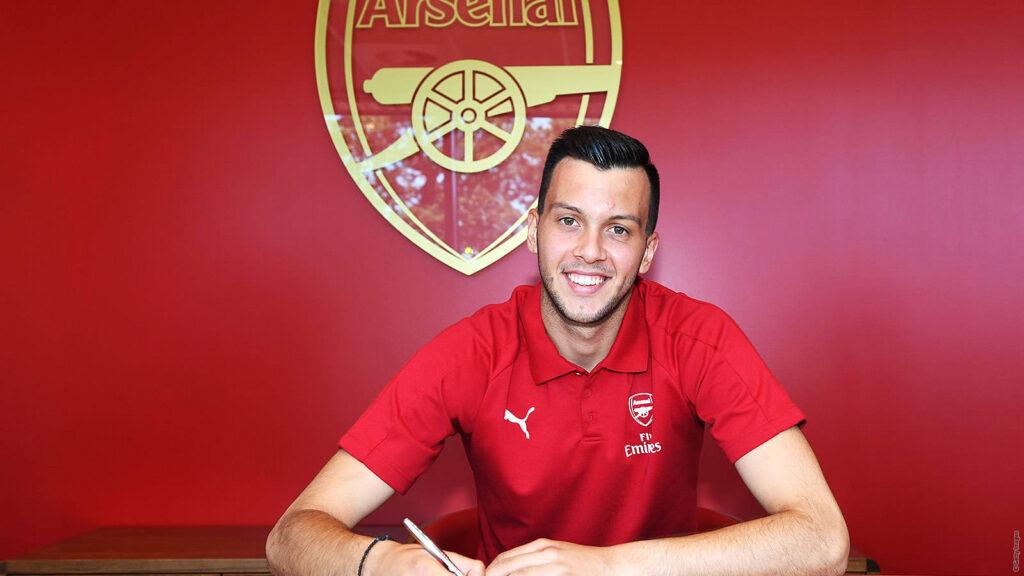 Dejan-Iliev Arsenal
