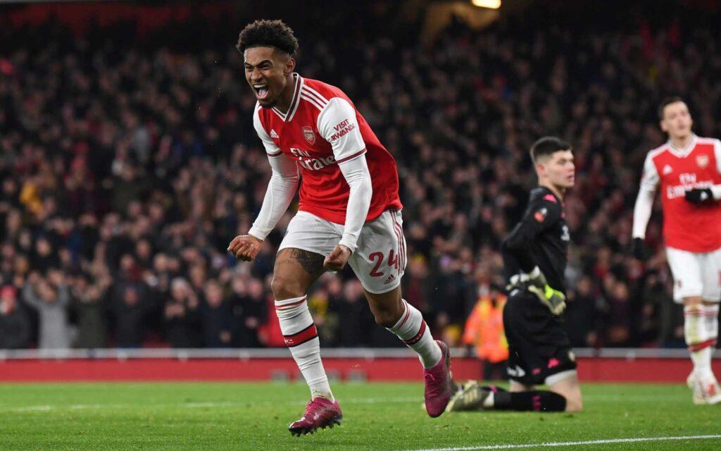 Reiss-Nelson-Arsenal